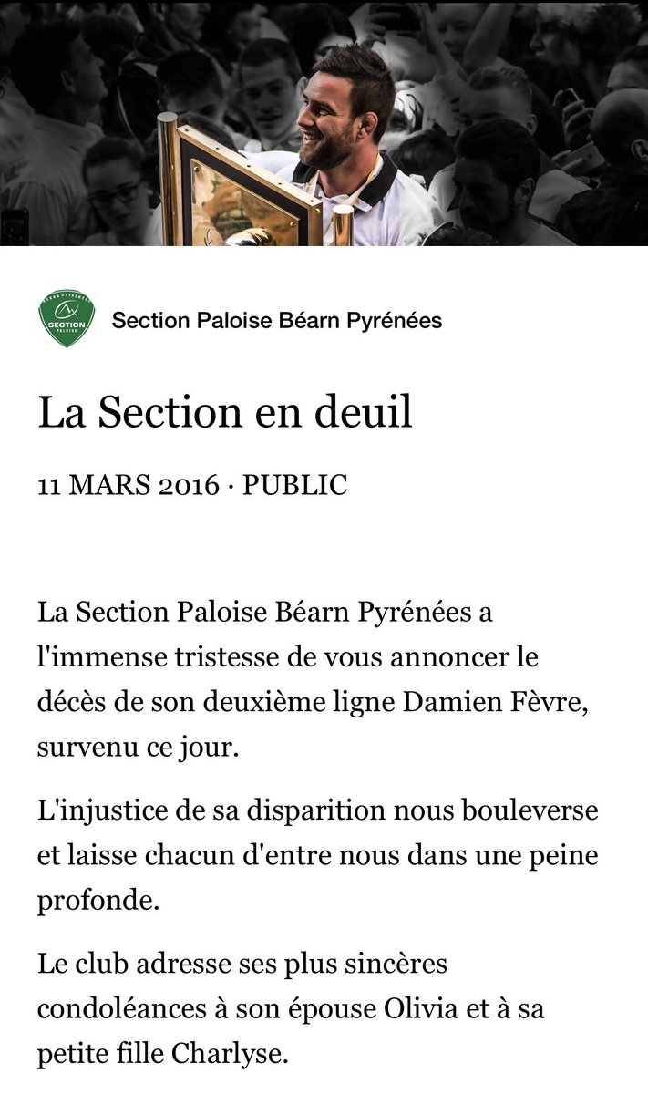 SectionPaloise