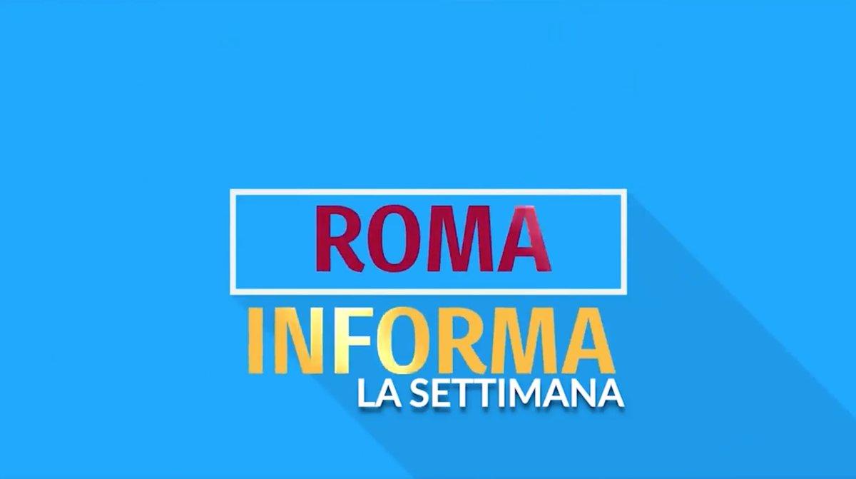 #RomaInforma, ecco i principali fatti della settimana: goo.gl/tD3Fvg