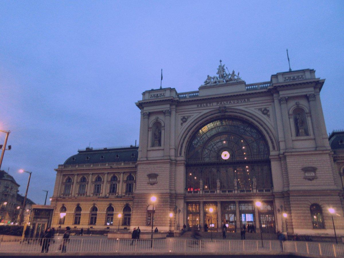 ブダペスト東駅