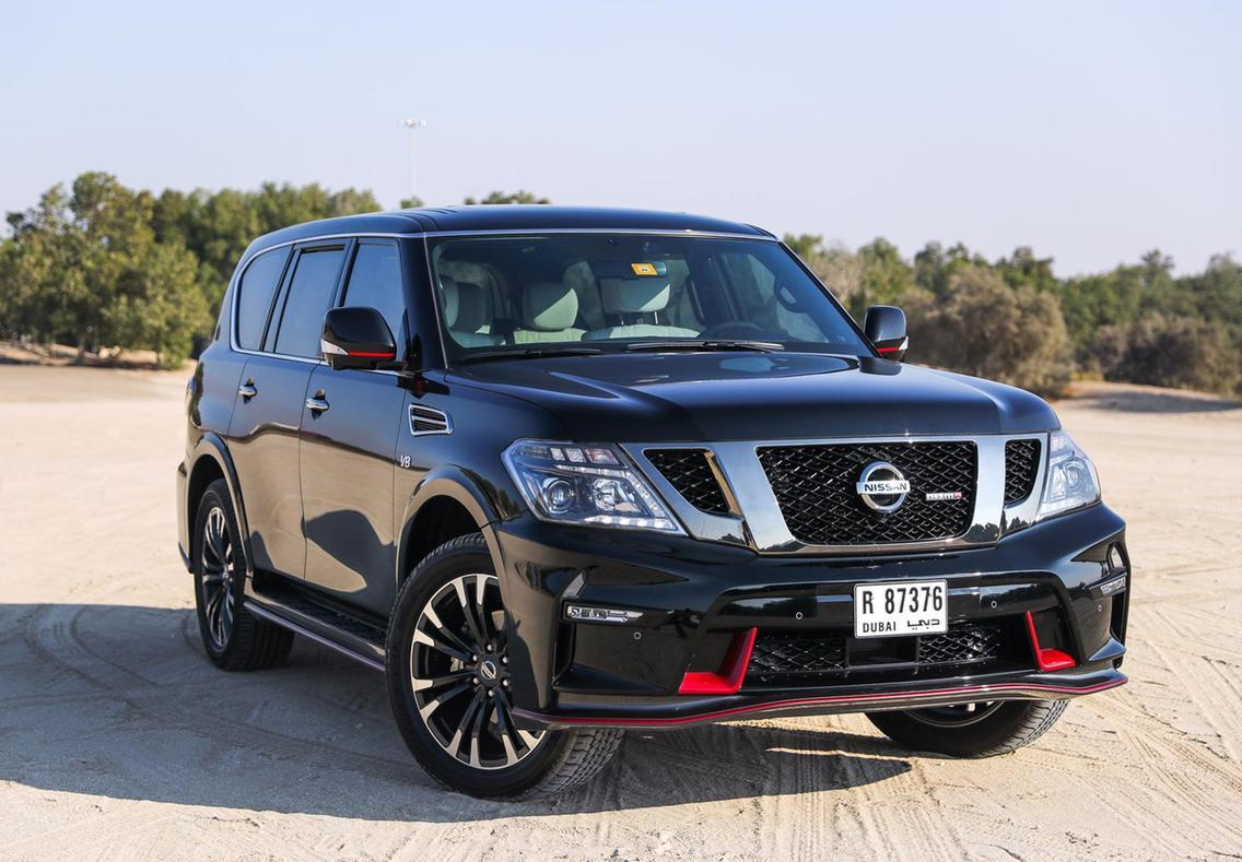 the national on twitter the patrol is a popular vehicle in the uae does the 2018 nissan. Black Bedroom Furniture Sets. Home Design Ideas