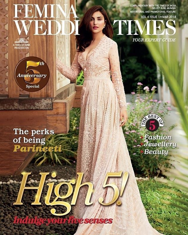 Parineeti Chopra – Femina Wedding Times Magazine (March 2018) http://ift.tt/2F9VOLw #covergirls, #feminamagazine, #indianbabes, #magazinescans, #parineetichopra, #parineetichoprahot, #parineetichoprapictures, #weddingtimesmagazine http://ift.tt/2I2iivVpic.twitter.com/SAUtL1tmf9