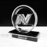 Image for the Tweet beginning: Limited edition NavCoin sculptures by