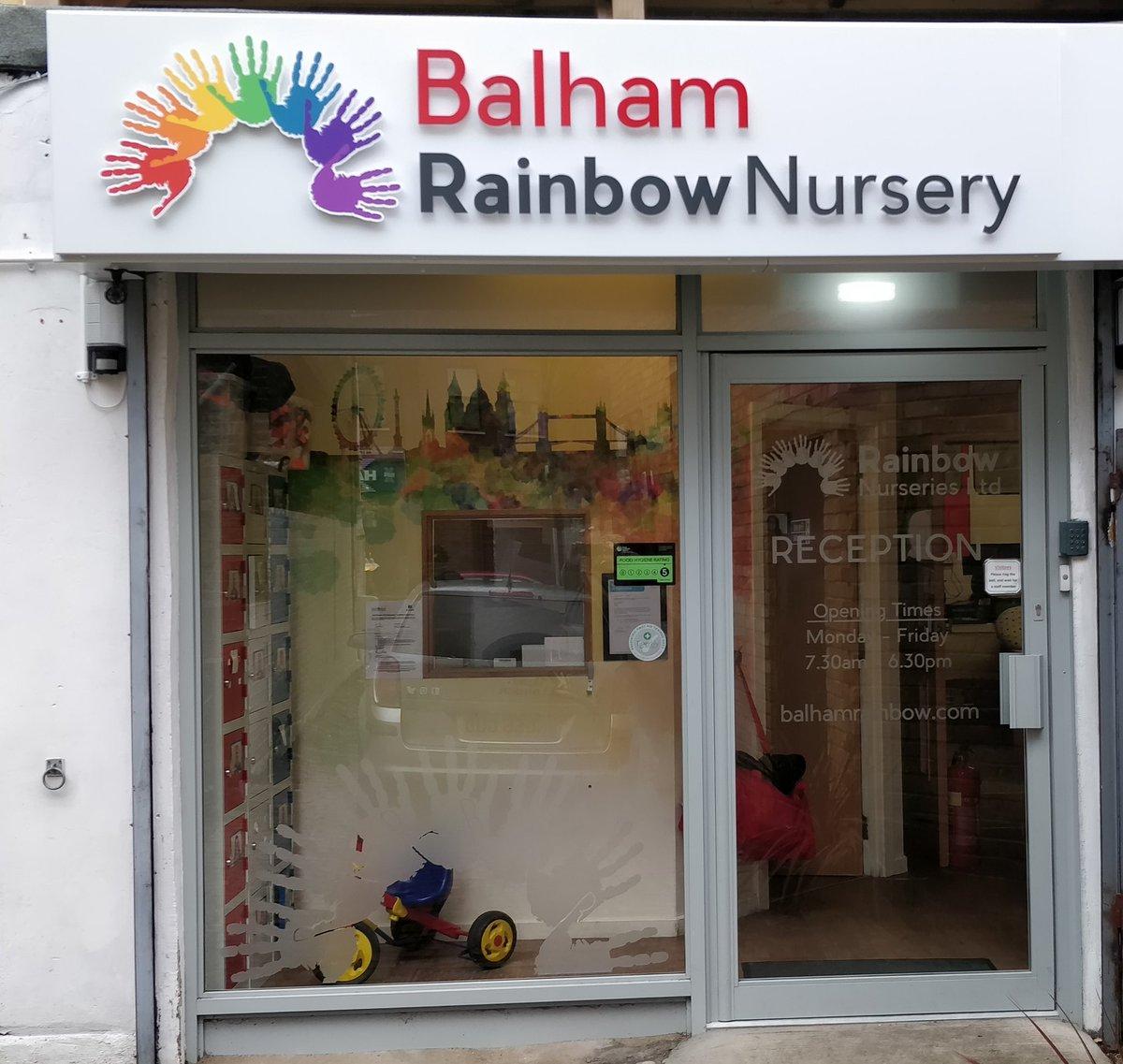 Balham Rainbow Followed