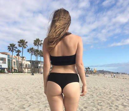 Cheeky..... Bikini........