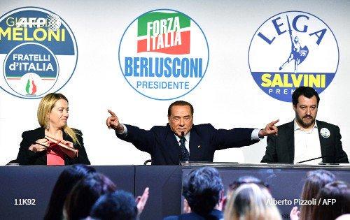 Italie la droite en tête mais incertitude sur qui gouvernera
