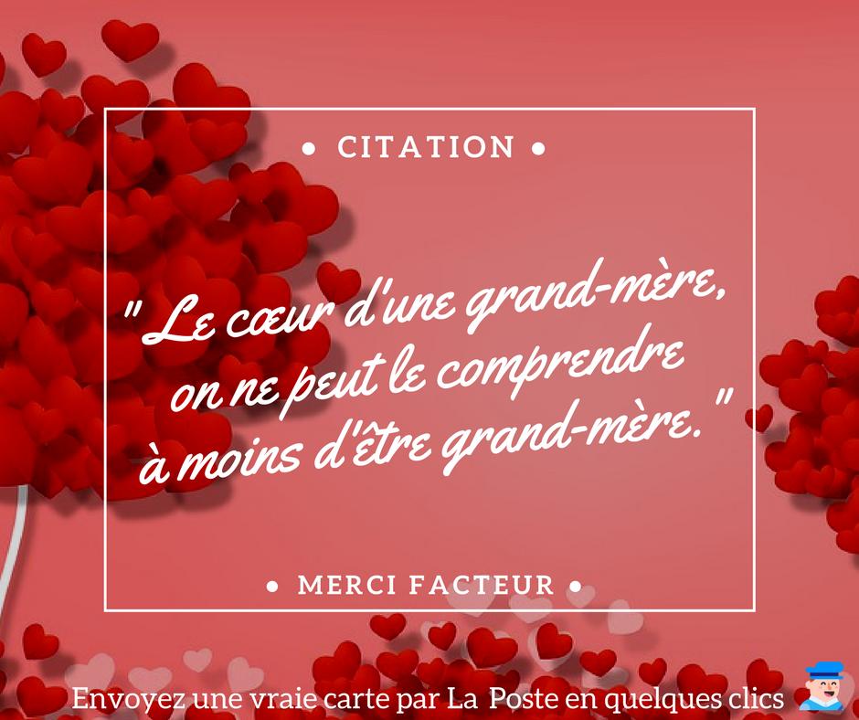 Merci Facteur Sur Twitter L Amour D Une Grand Mère Est