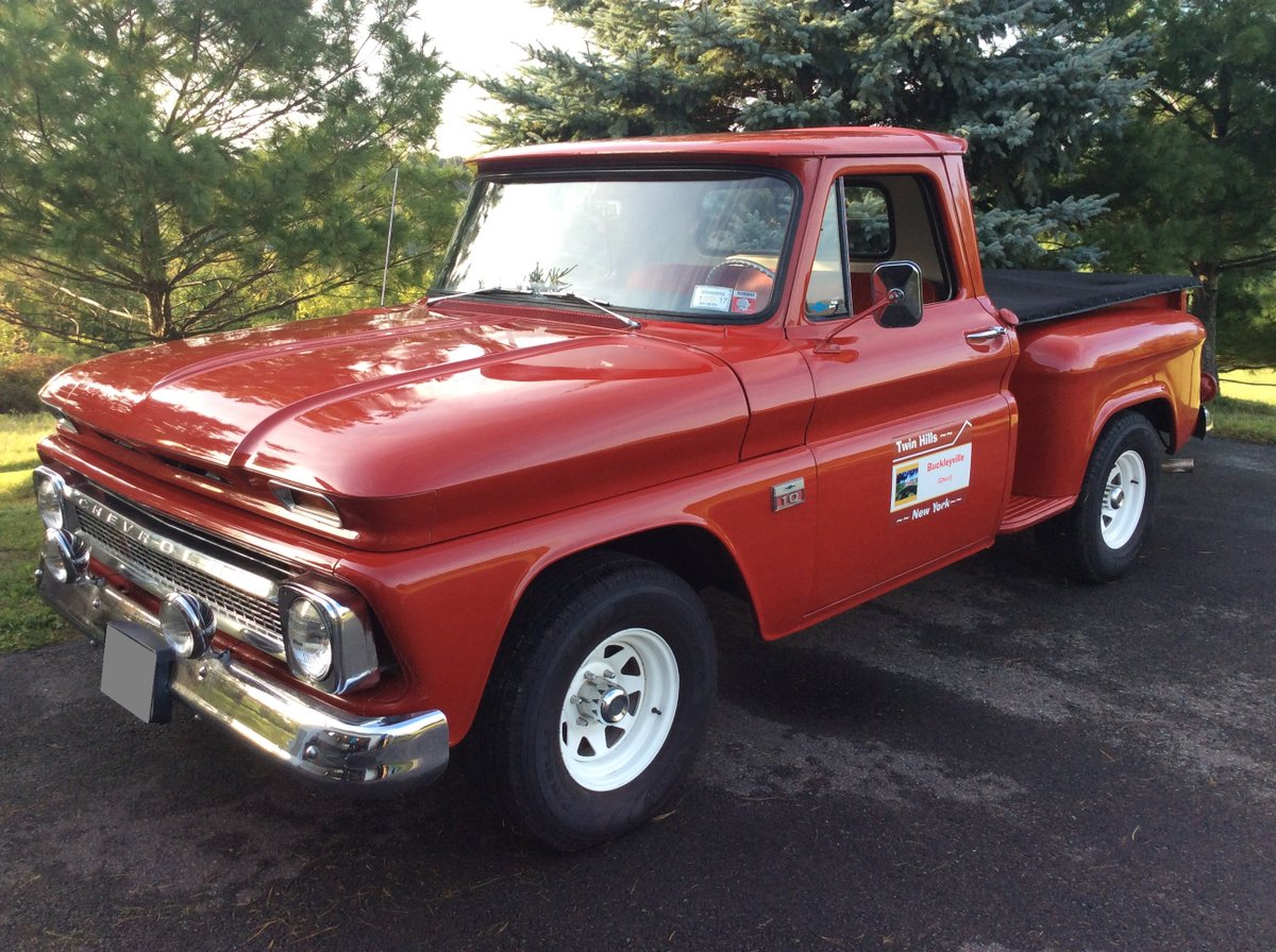 Lmc Truck Chevy >> Lmc Truck On Twitter George M S 1966 Chevy C10 Was