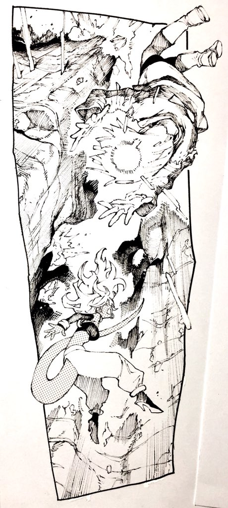 Images découvertes [Fanarts Dragon Ball] - Page 5 DXcCamQVQAAdUCh