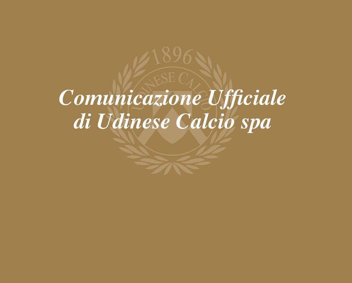 A seguito della tragica notizia di questa mattina che ha colpito l'ACF Fiorentina e tutto il mondo del calcio, su disposizione della Lega la partita Udinese-Fiorentina è stata rinviata a data da destinarsi.  A breve ulteriori comunicazioni.