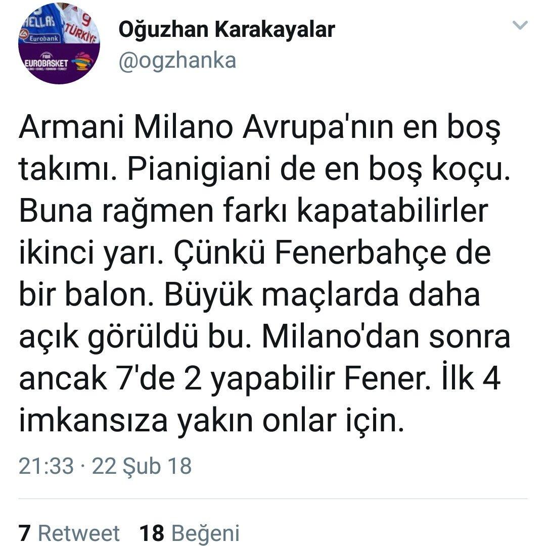 Bir de Ali Koç Fenerbahçe'ye başkan olma...