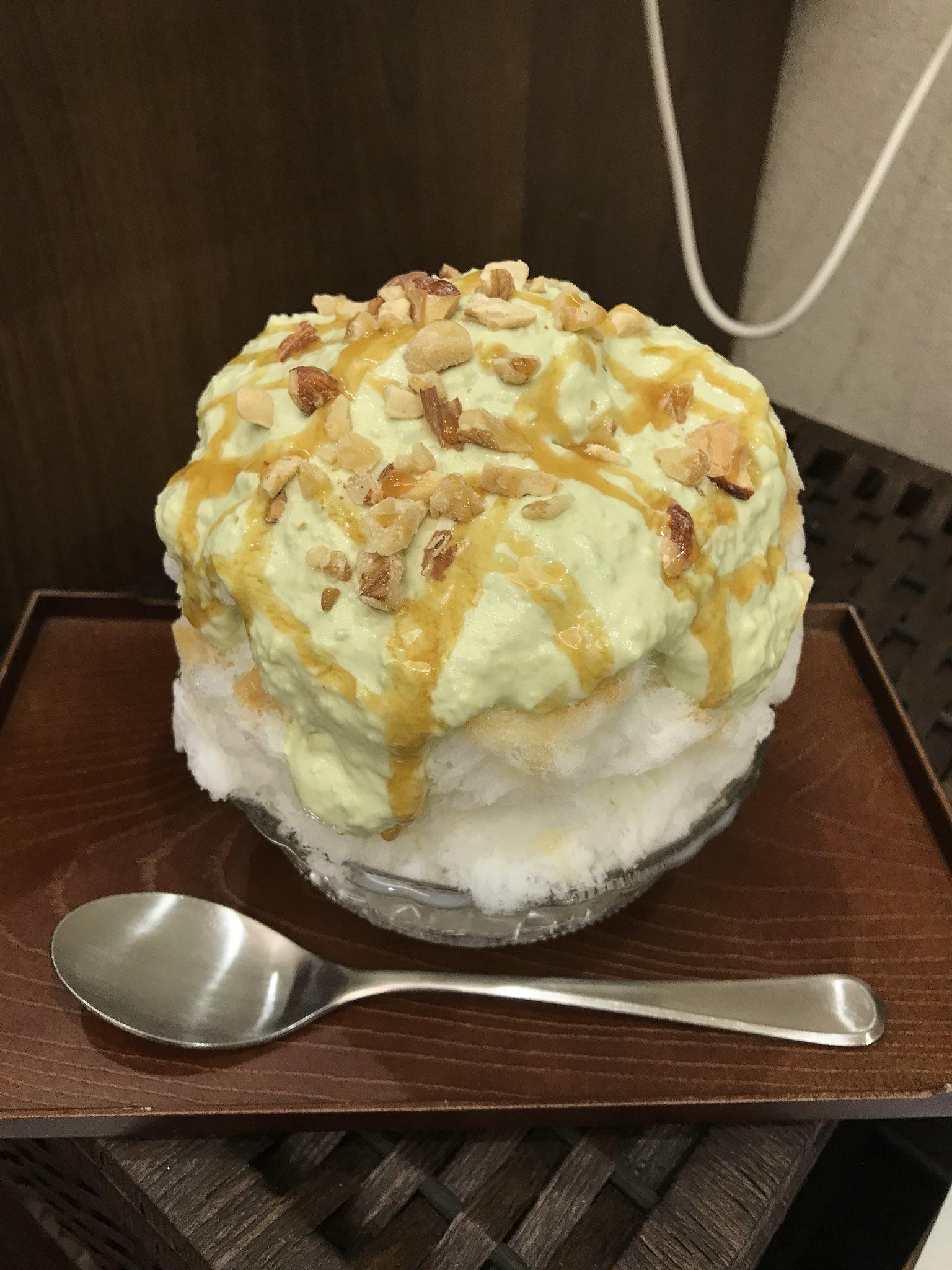 【2019年版】ふわふわな食感がたまらない!名古屋の「絶品かき氷」店10選 - DXchMp8UMAAeuo9