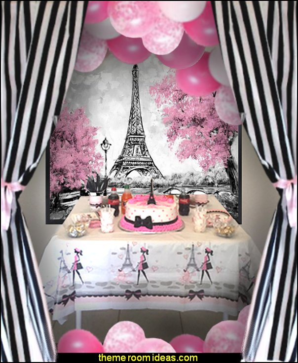 Paris Themed Party Decorating Ideas Part - 42: ... #party Http://themerooms.blogspot.com/2018/03/paris-party-decorations- Paris-themed.html U2026 #party #decorations #partysupplies #BirthdayCake ...