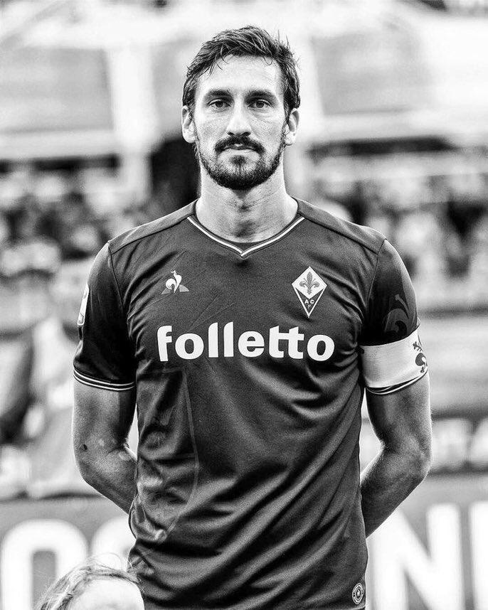 Triste nouvelle... Repose en paix Davide...
