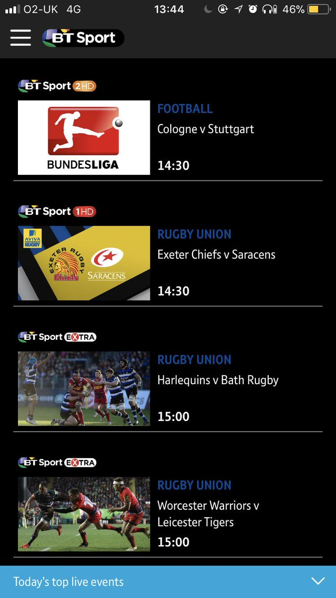 Rugby on BT Sport on Twitter: