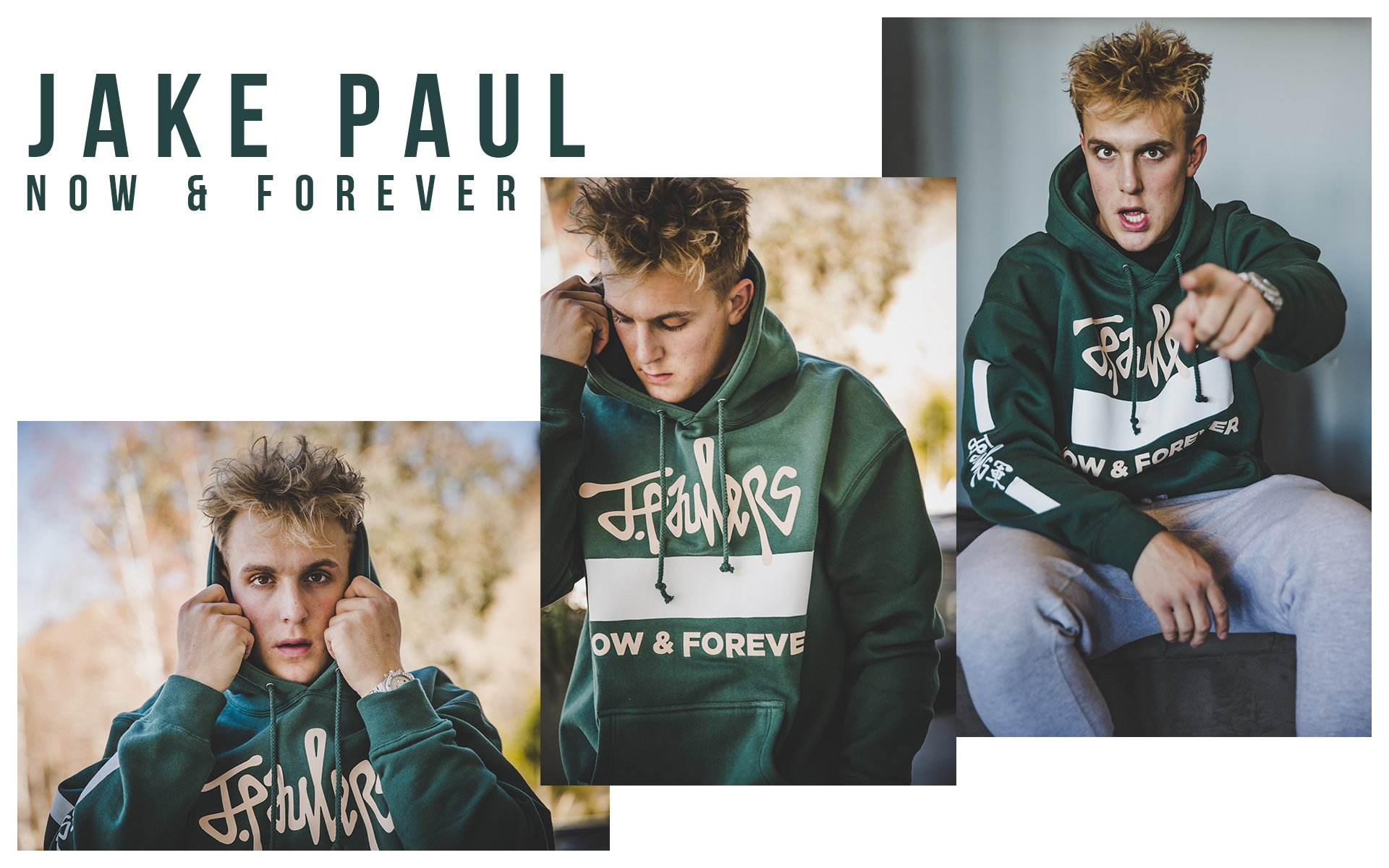 Don't miss this one. The @jakepaul Now & Forever hoodie is ��  Get it here: https://t.co/vQ0oJfzZgJ https://t.co/U9WaTMHvIi