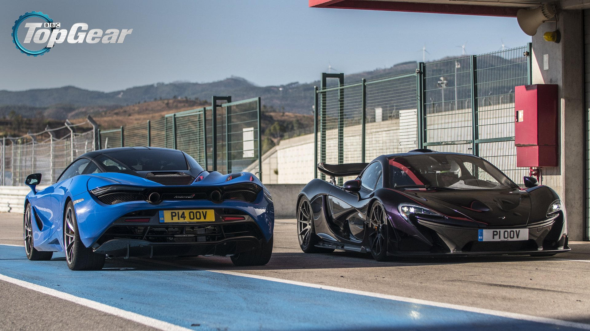 Top Gear On Twitter Tonight Harrismonkey Is Back At Portimao To Answer A Supremely Interesting Question Just How Close Can The New McLaren 720S Get