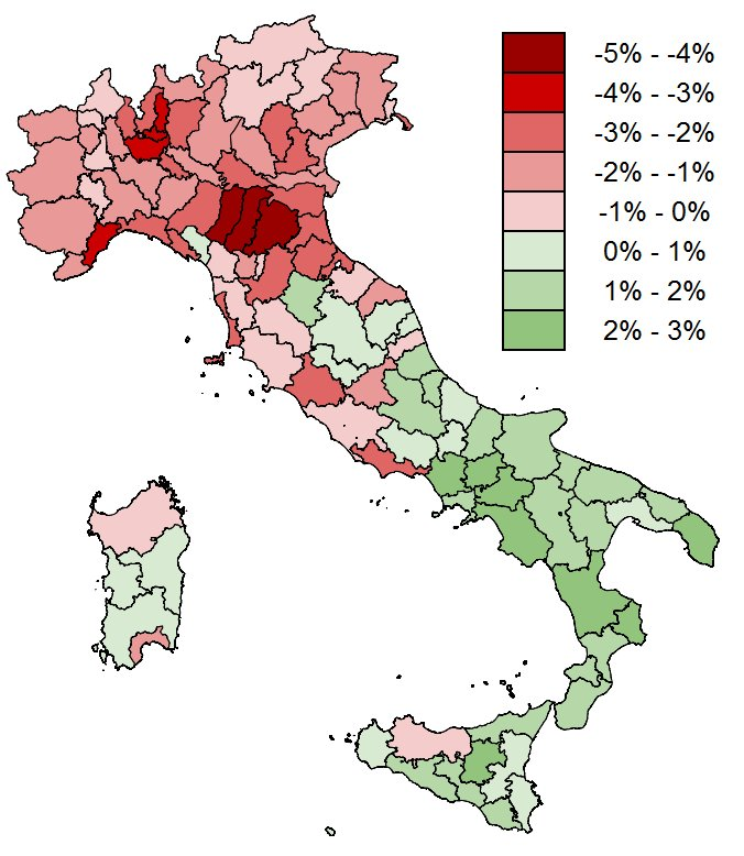 Europe Elects on Twitter Italy General Election 12 PM turnout by