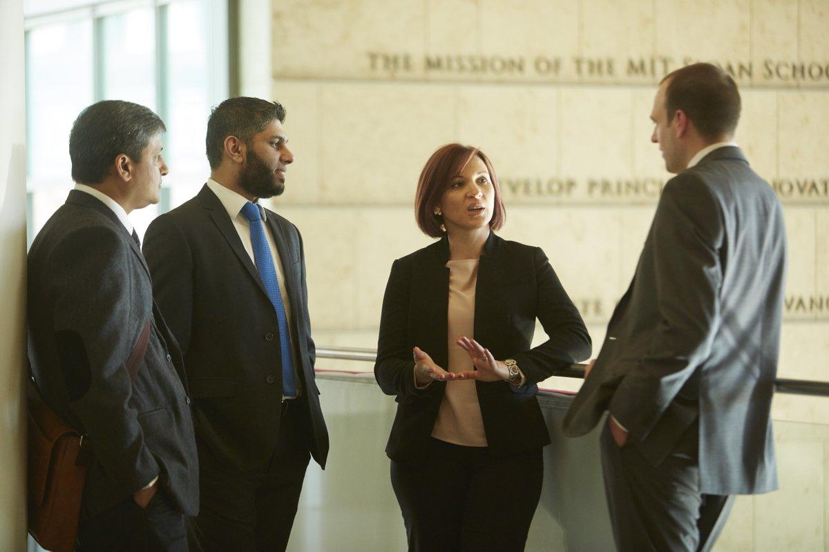MIT Sloan Fellows MBA program on Twitter: