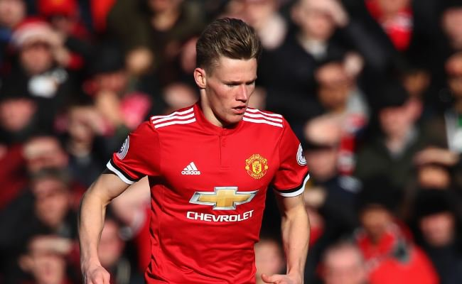 Man Utd midfielder Scott McTominay has pledge his international future to Scotland. 👉 bbc.in/2oPfoSj