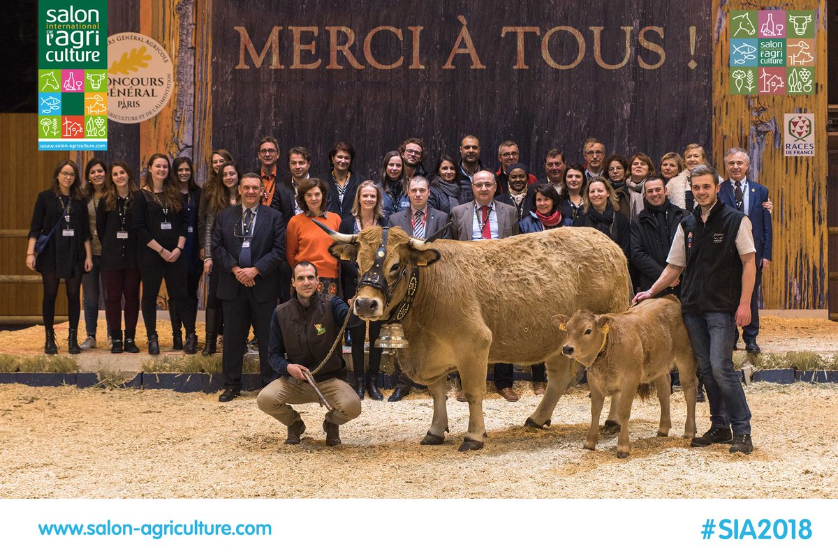 Salon Agriculture в Twitter Le Salon International De L