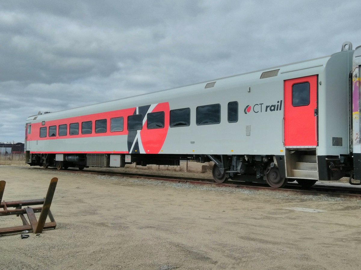 Ct Rail Commuters