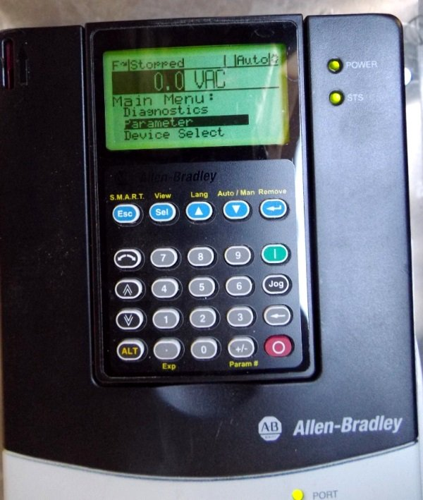 Allen bradley powerflex 700 vfd user manual