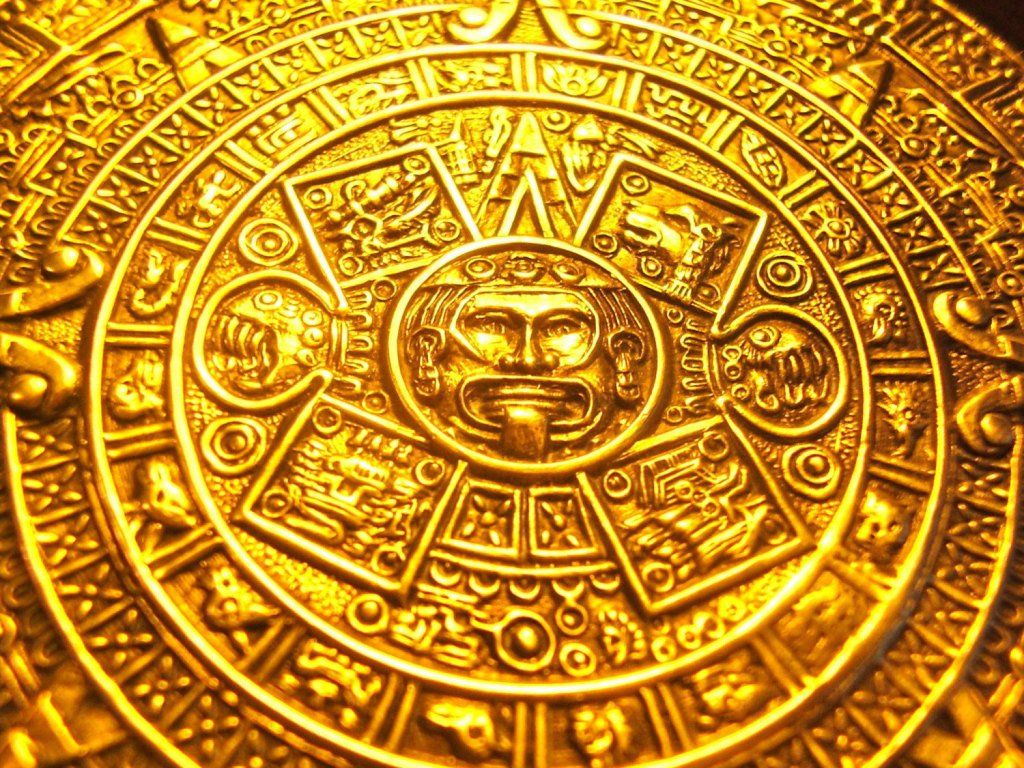 Картинки с знаками майя