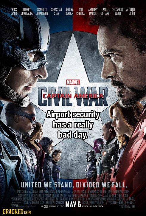 Movie Poster Taglines Were Honest : Latest News, Breaking