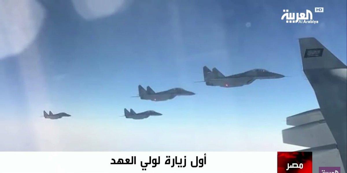 "50 مقاتلة من طراز ""ميغ-29"" إلى مصر - صفحة 2 DXeSeEzXkAA5ujU"