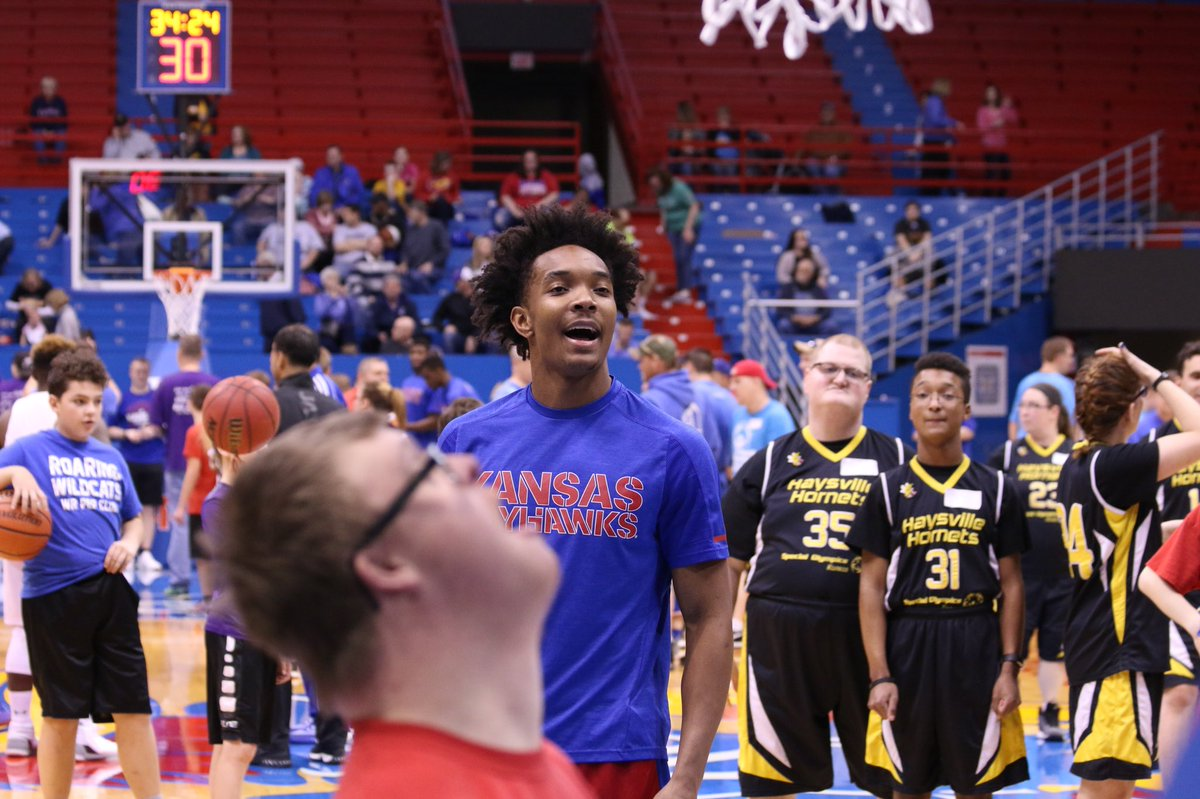 458b82f60892 Kansas Basketball on Twitter