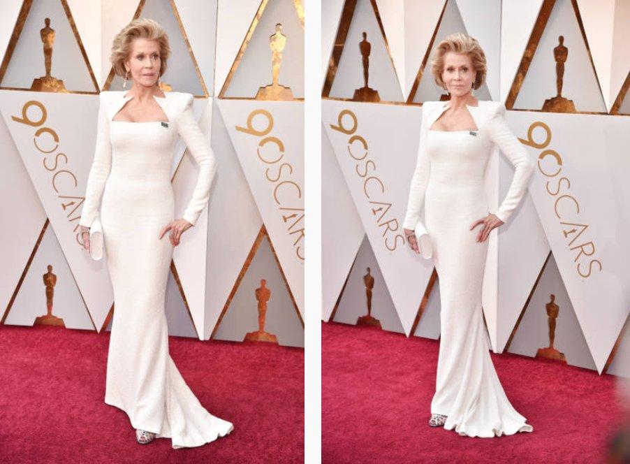 Jane Fonda (Oscar 2018)