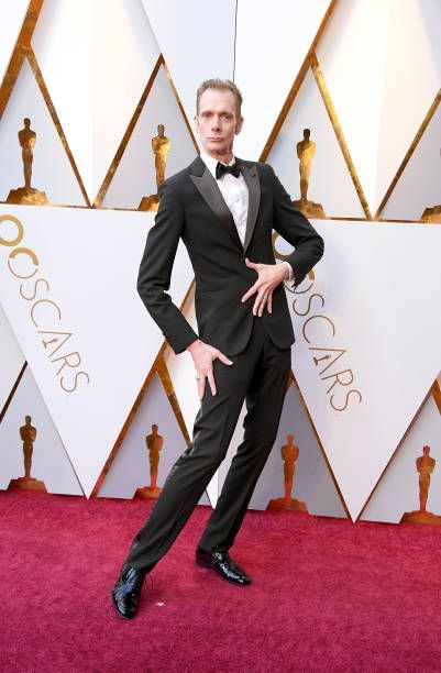 Doug Jones (Oscar 2018)