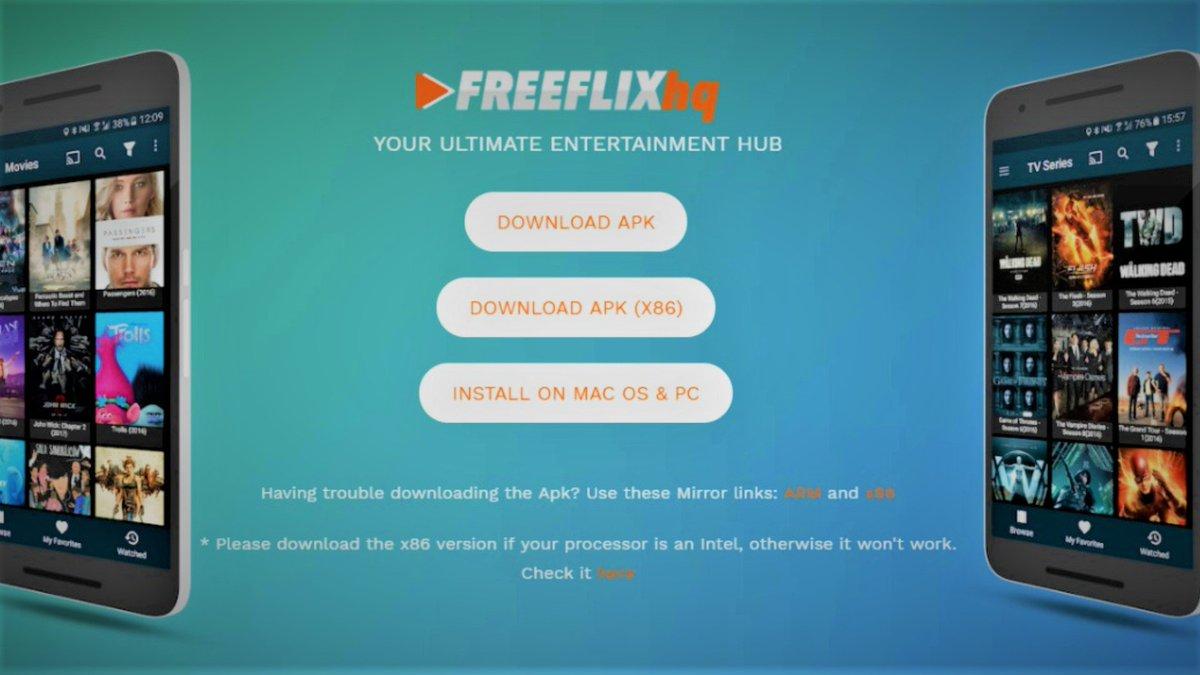 FreeFlix tag on Twitter | Twipu