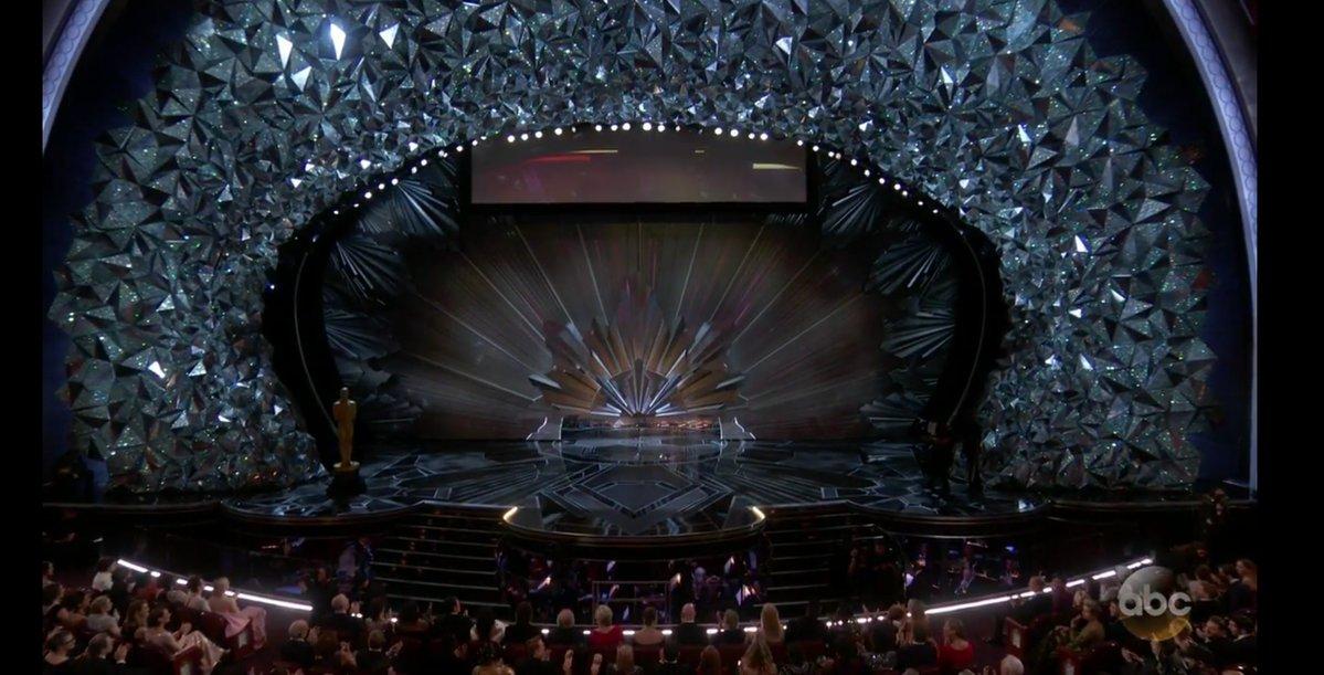 Palco de diamantes (Oscar 2018)