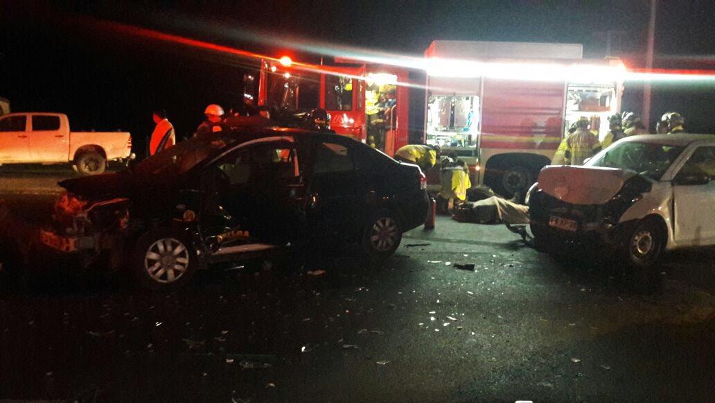 @CB_Coquimbo trabaja en rescate vehicula...