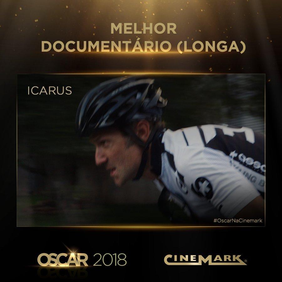 Melhor Documentário (Longa) - Icarus