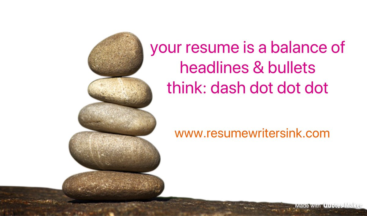Resume Writers\' Ink (@TinaNicolai) | Twitter