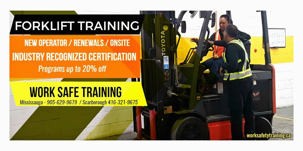Work Safe Training Inc On Twitter Programs Up To 20 Off New