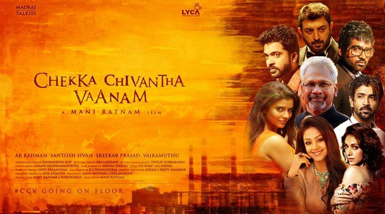 Chekka Chivantha Vaanam release date