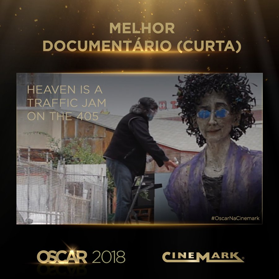 Melhor Documentário (Curta) - Heaven is a Traffic on the 405