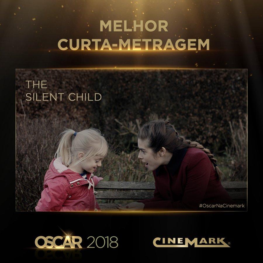 Melhor Curta-Metragem - The Silent Child