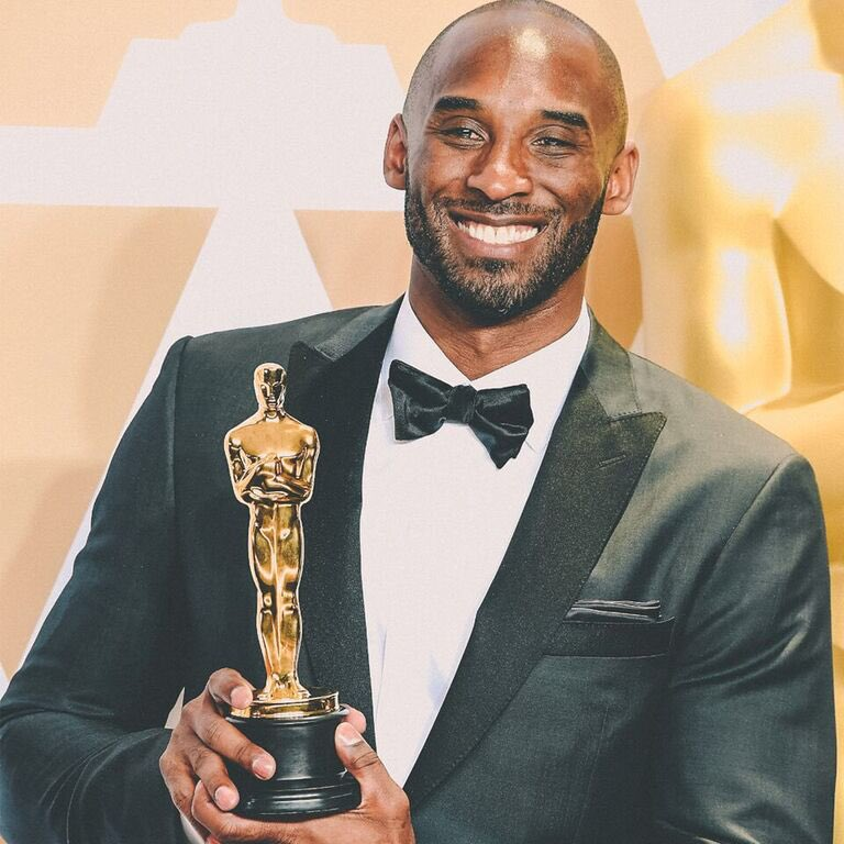 Sport takes us beyond the lines. Congrats, @kobebryant for your award for #DearBasketball 🏆🏆🏆🏆🏆🏆