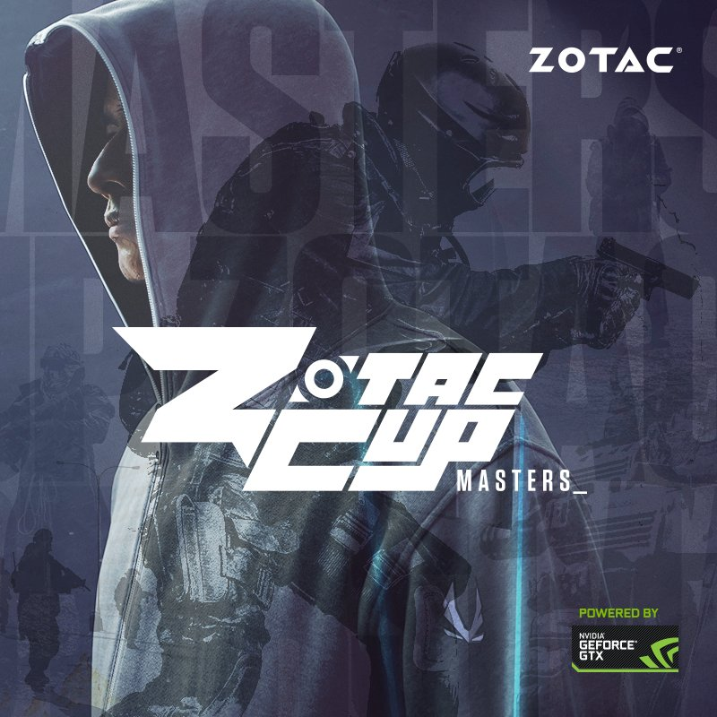 Were excited to announce this years #ZOTACCUP MASTERS $300,000 USD #esports title, #CounterStrike Global Offensive #CS:GO  Find out more: bit.ly/ZCMCS