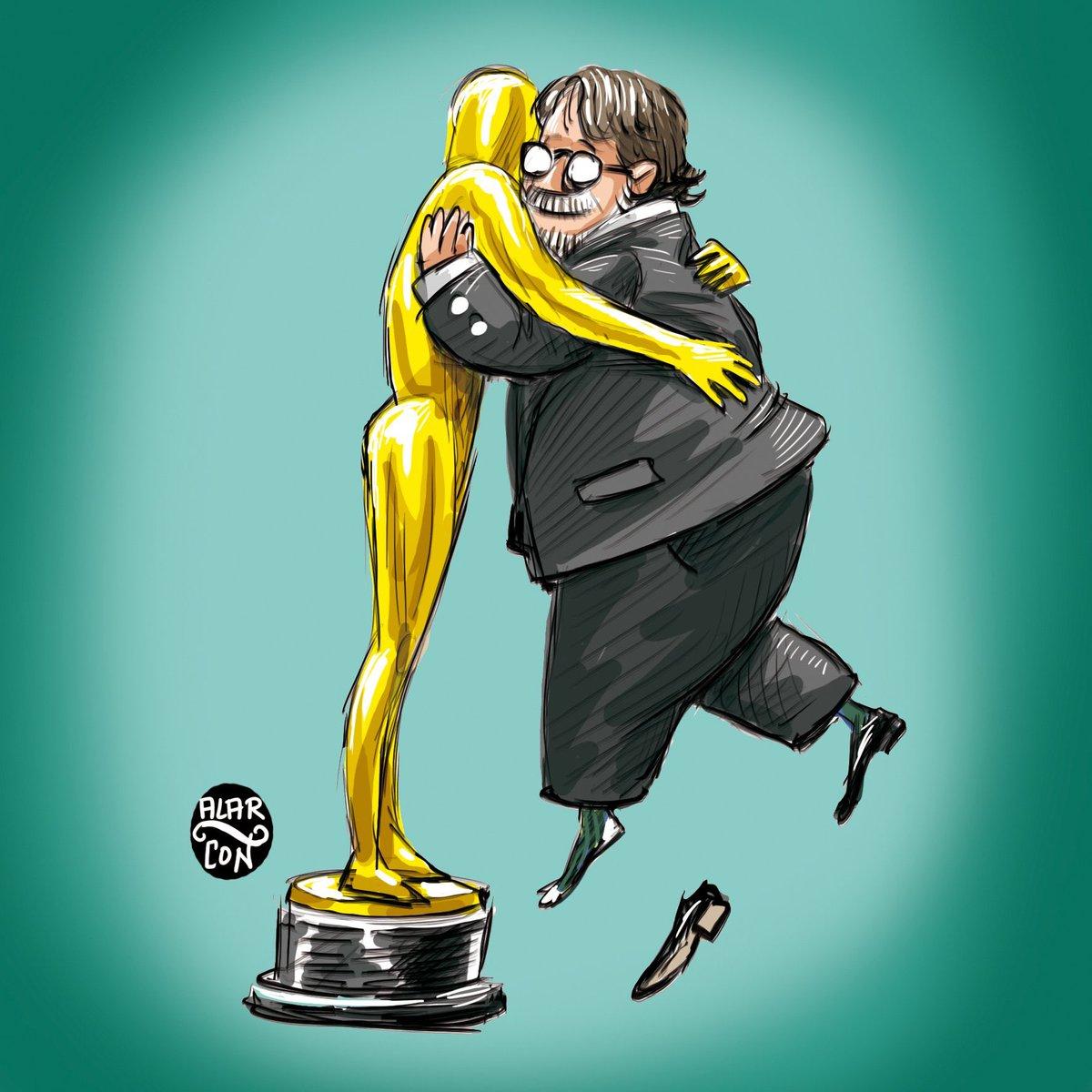 La forma del Oscar - Alarcón