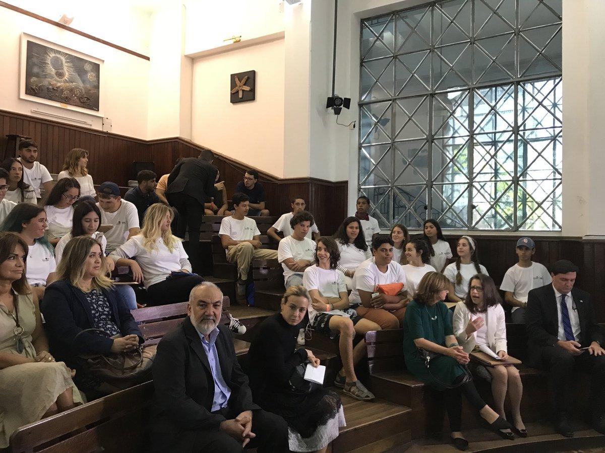 Resultado de imagen para imagenes de lanzamiento del 5º Campamento Científico Latinoamericano