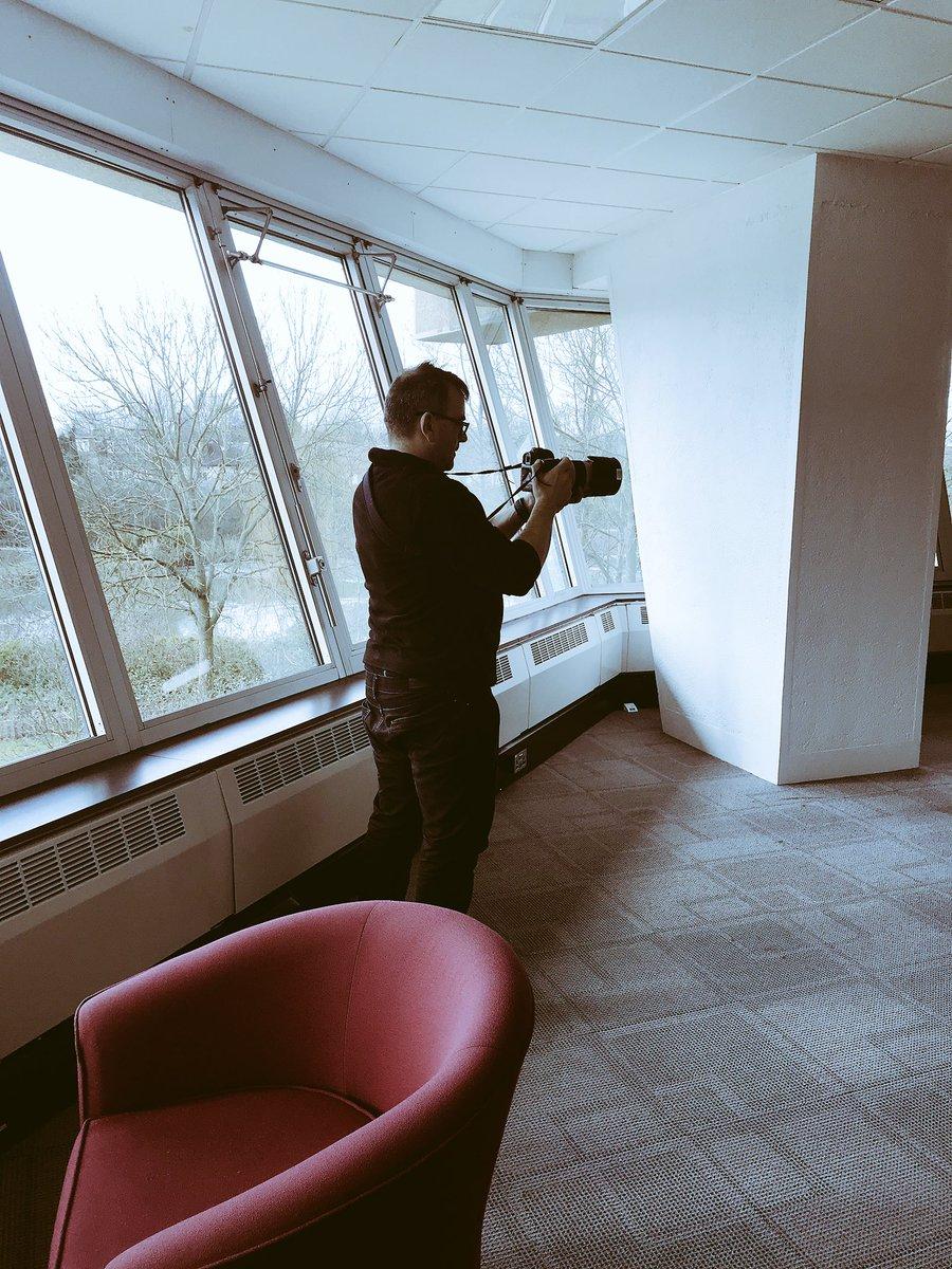 Photo of the photographer taking a photo 🤨 he's goooood @paul_clarke  #AgileP #BeDifrent