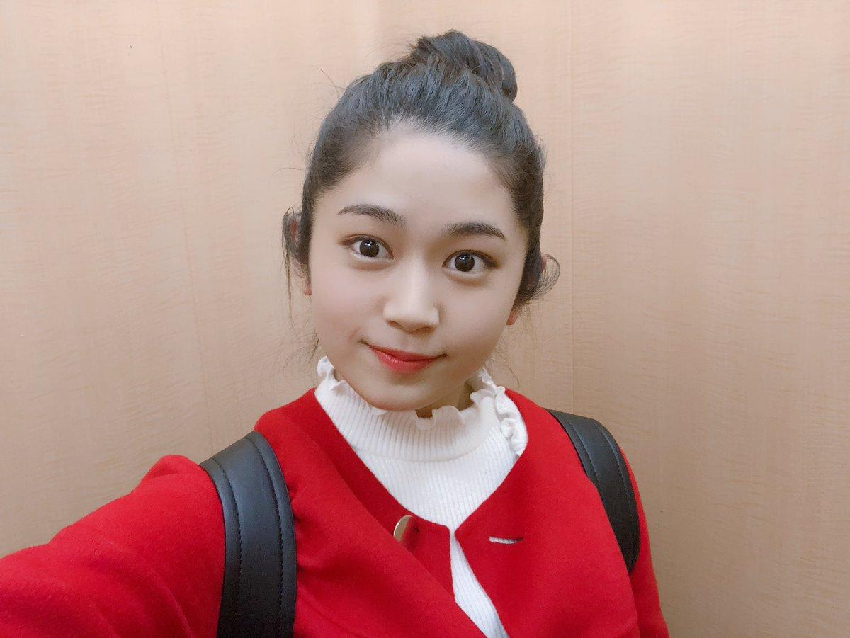 顔の肌がきれいな浅野杏奈さん