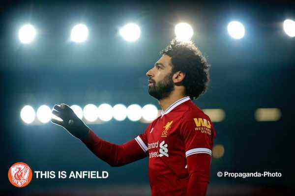 🏆 Mo Salah has been named PFA Player of the Month for February. Its the THIRD time hes won the award this season. 👀