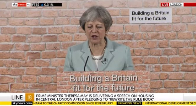 -And, the humans, they build their homes from these 'bricks'? -Yes, prime minister, they do -Then I shall associate myself with the bricks