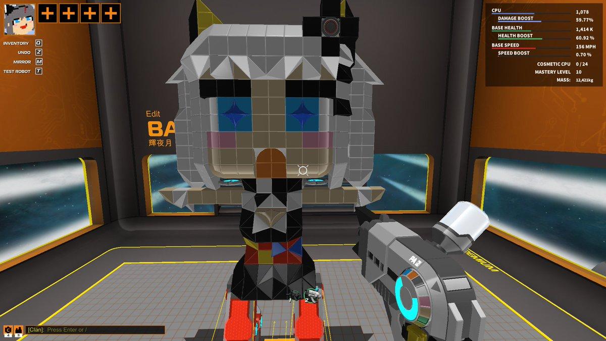 """ナオミン@ボウケンシャーX on Twitter: """"robocraftというゲームがクソゲーです…"""